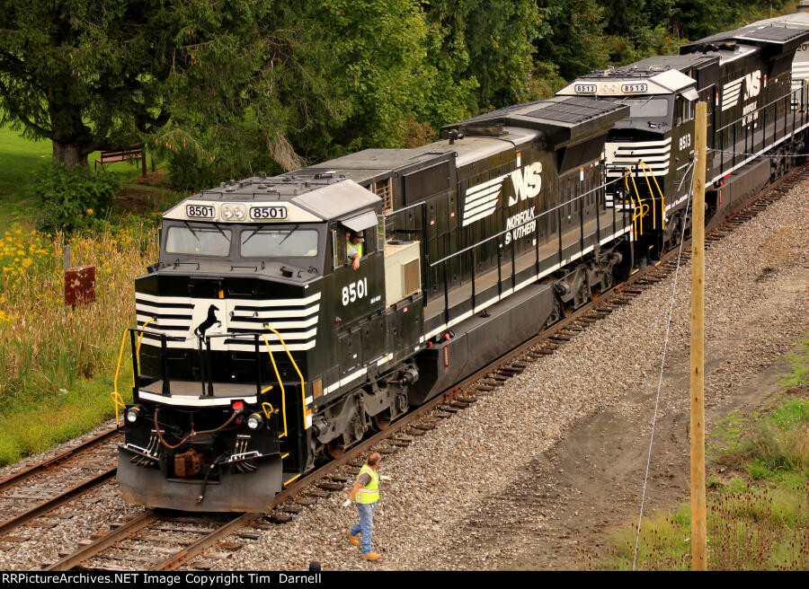 NS 8501